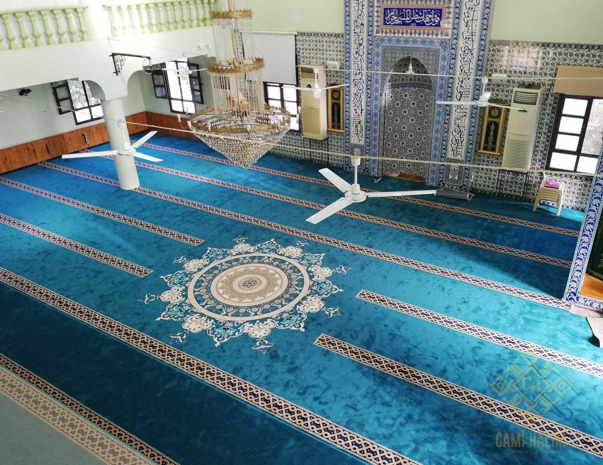 İzmir Ödemiş Merkez Hamdibey Cami
