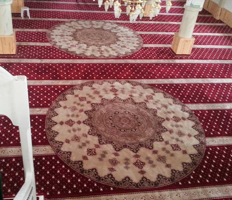 Hakkımızda Ankara Cami Halısı 1